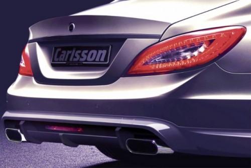 Noul Mercedes CLS tunat de Carlsson38267