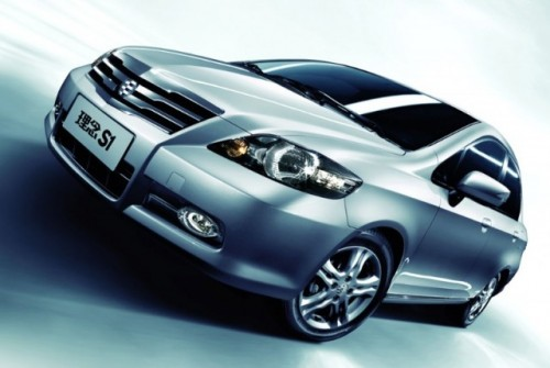 Honda prezinta noul model low-cost S138256