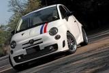 Fiat 500 Abarth tunat de Romeo Ferraris38246