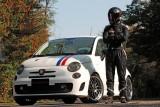 Fiat 500 Abarth tunat de Romeo Ferraris38247
