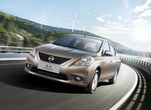 Nissan lanseaza modelul Sunny, in China38216
