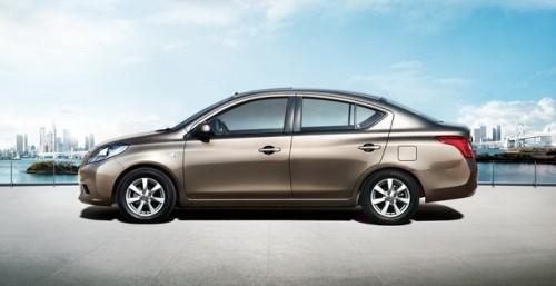 Nissan lanseaza modelul Sunny, in China38218