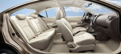 Nissan lanseaza modelul Sunny, in China38219
