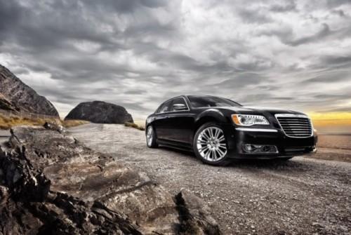 GALERIE FOTO: Noi imagini cu modelul Chrysler 300!38181