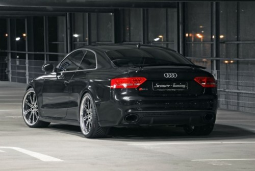 Audi RS5 tunat de Senner38170