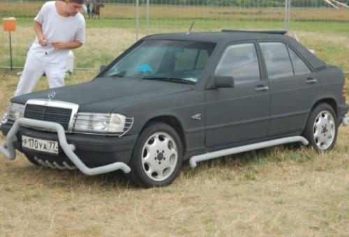 Iata primul Mercedes 190E crossover!38155