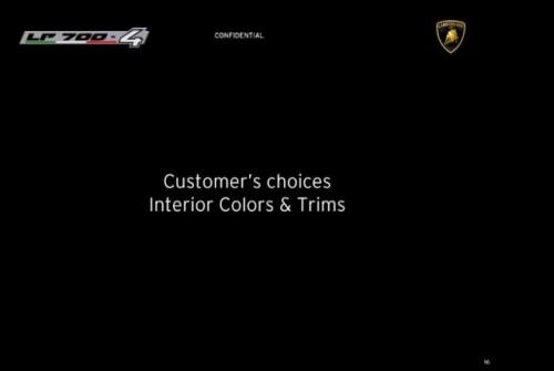 Iata brosura tehnica al noului Lamborghini LP700-4!38114
