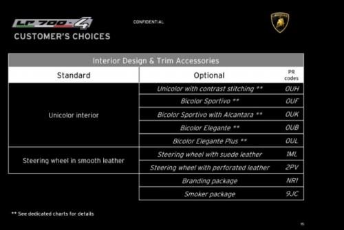 Iata brosura tehnica al noului Lamborghini LP700-4!38115