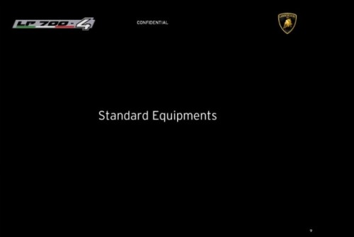 Iata brosura tehnica al noului Lamborghini LP700-4!38120