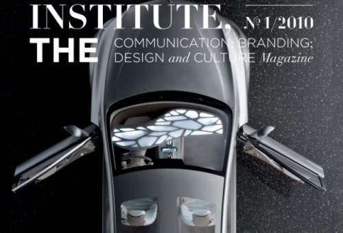 """Mercedes si Institute, THE Magazine: un proiect ghidat de indemnul """"The best or nothing.""""38089"""