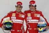 Ferrari: Alonso si Massa vor pleca de pe pozitii egale38078