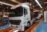 Uzina din Aksaray incepe productia modelului Mercedes Actros37928
