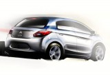 Mitsubishi lucreaza la un nou model compact37805