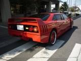 Replica Ferrari F40 limuzina37578