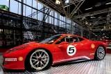 Noul Ferrari 458 Challenge debuteaza la Bologna37319