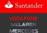 Santander nu va mai fi sponsorul McLaren37175