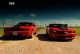VIDEO: Dodge Challenger vs Chevrolet Camaro37135
