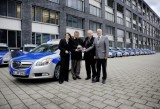 Politia germana a comandat 800 de modele Opel Insignia ST37010