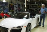 VIDEO: Jay Leno testeaza modelul Audi R8 V10 Spyder37006