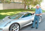 VIDEO: Jay Leno testeaza conceptul Jaguar C-X7536841