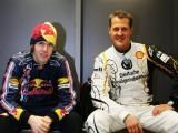 Schumacher lauda talentul lui Vettel36814
