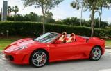 Doua bijuterii Ferrari, prezentate publicului timisorean36711