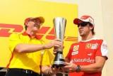 Alonso a castigat trofeul DHL al celor mai rapide tururi36154