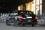 Mercedes C63 AMG tunat de Wimmer RS35884