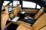 Brabus SV12 R Biturbo 800, cel mai rapid sedan de lux din lume35082