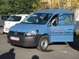 EXCLUSIV: Caravana VW Caddy GP34881
