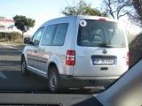 EXCLUSIV: Caravana VW Caddy GP34887