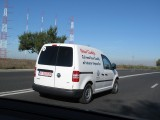 EXCLUSIV: Caravana VW Caddy GP34889