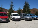 EXCLUSIV: Caravana VW Caddy GP34933
