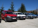 EXCLUSIV: Caravana VW Caddy GP34934