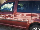 EXCLUSIV: Caravana VW Caddy GP34940
