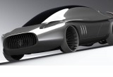 Maserati Quattroporte 2030, masina viitorului vazuta de un ucrainean34653