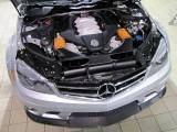 Mercedes C63 AMG tunat de Renntech34532