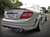 Mercedes C63 AMG tunat de Renntech34540