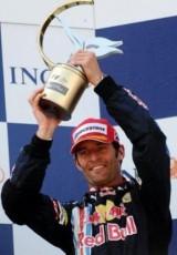 Webber va continua sa atace in finalul sezonului34447