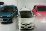 Noi imagini cu viitorul Toyota Yaris!34440