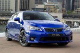 Lexus a prezentat noul CT 200h F34376