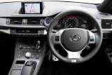Lexus a prezentat noul CT 200h F34377