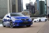 Lexus a prezentat noul CT 200h F34380