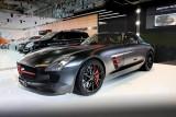 Mercedes prezinta modelele C63 si SLS AMG in Australia34372