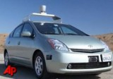 VIDEO: Masina Google, un Prius care merge singur34236