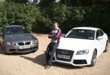 VIDEO: Audi RS5 vs BMW M334117