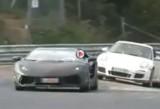 VIDEO: Lamborghini Jota spionat la Nurburgring33933