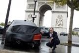Noul BMW Seria 1 M Coupe a pozat la Paris33844