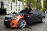 Noul BMW Seria 1 M Coupe a pozat la Paris33849