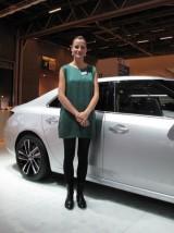 PARIS LIVE: Standul Saab33504